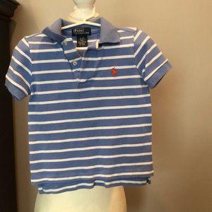 Ralph Lauren polo shirt 2t
